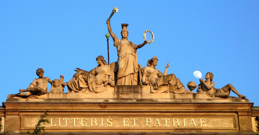 Palais Universitaire - Université de Strasbourg │© francois schnell/Flickr
