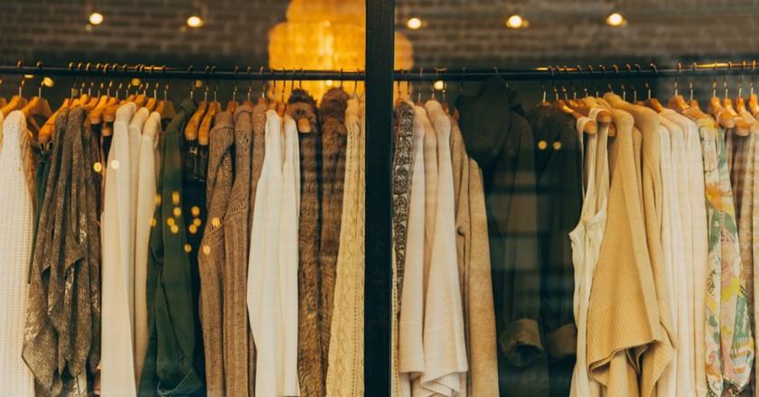 Women's clothing © Pexels