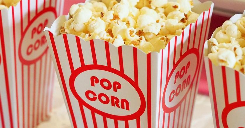 Popcorn © Pixabay