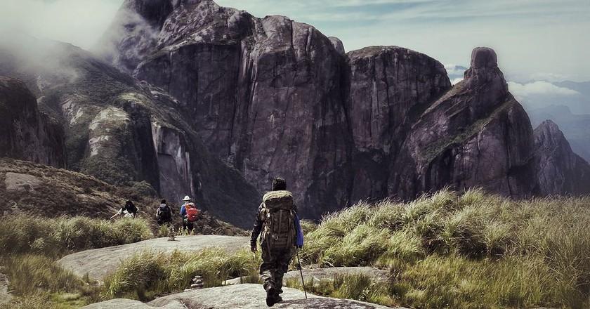 The trek between Petropolis and Teresopolis  © Luizgadetto/WikiCommons