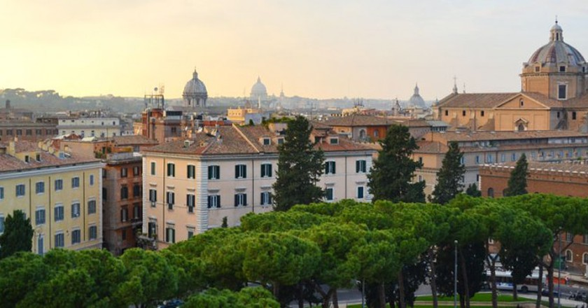 What Are The Seven Hills Of Rome?