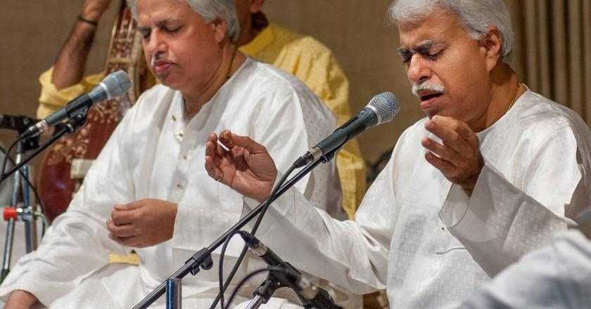 Rajan & Sajan Mishra | © Sandeep Virdee/MRPR