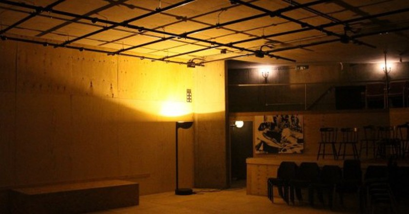 The new theatre space at The Bunker| © Andy Twyman/The Bunker