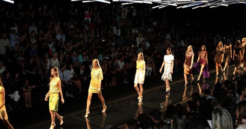 Sao Paulo fashion week |© Ministerio da cultura/Flickr