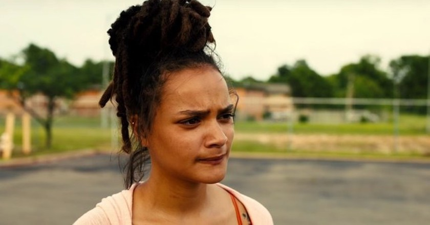 Sasha Lane in 'American Honey' |© A24