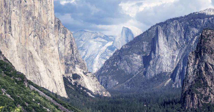 Yosemite National Park | Public Domain/Good Free Photos