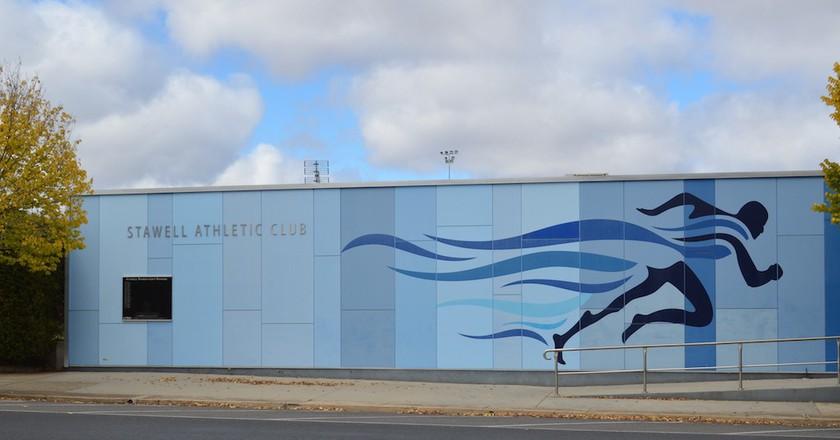 Stawell Athletic Club | © Mattinbgn/WikiCommons
