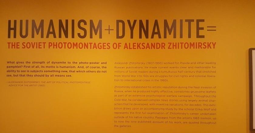 Humanism + Dynamite = The Soviet Photomontages of Aleksandr Zhitomirsky
