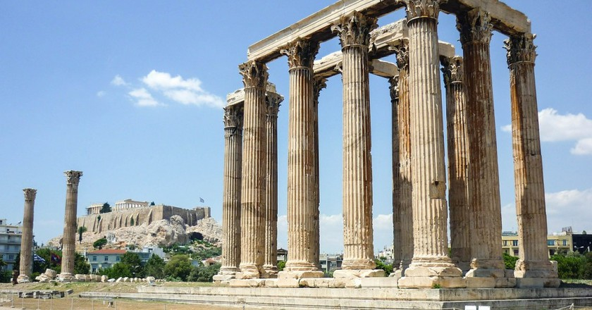 Visit Athens | © TravelCoffeeBook/WikiCommons