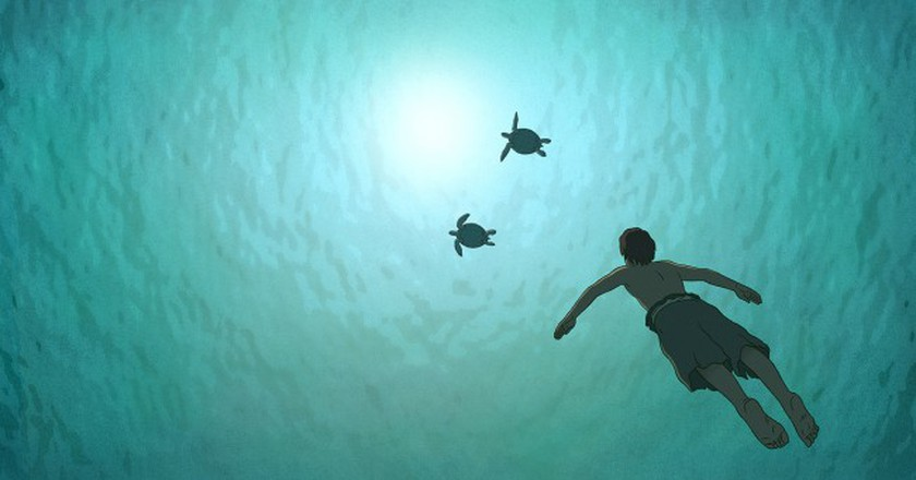 The Red Turtle | ©STUDIO GHIBLI - WILD BUNCH - WHY NOT PRODUCTIONS- ARTE FRANCE CINEMA- CN4 PRODUCTIONS - BELVISION
