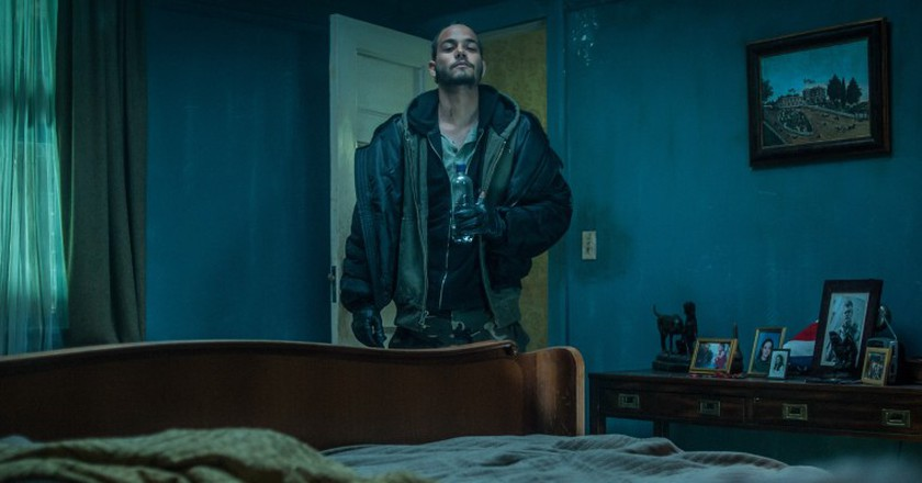 Daniel Zovatto in Screen Gems' horror-thriller DON'T BREATHE | © Sony Pictures