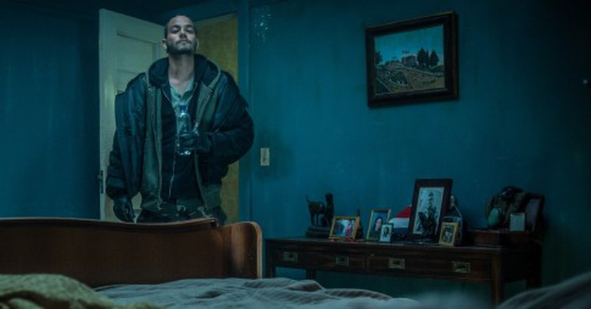 Daniel Zovatto in Screen Gems' horror-thriller DON'T BREATHE   © Sony Pictures