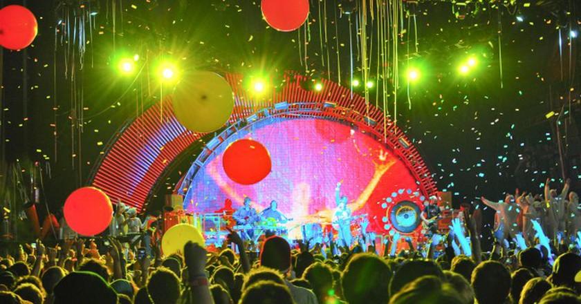 Voodoo Experience 2009 New Orleans |© Joe Van/WikiCommons