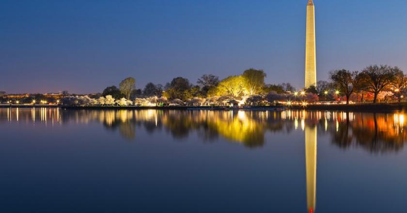 Washington DC Dawn Monument - HDR | © Nicolas Raymond/Flickr