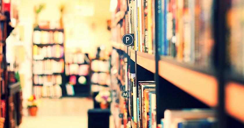 Bookstore |© Kristin Klein/Flickr