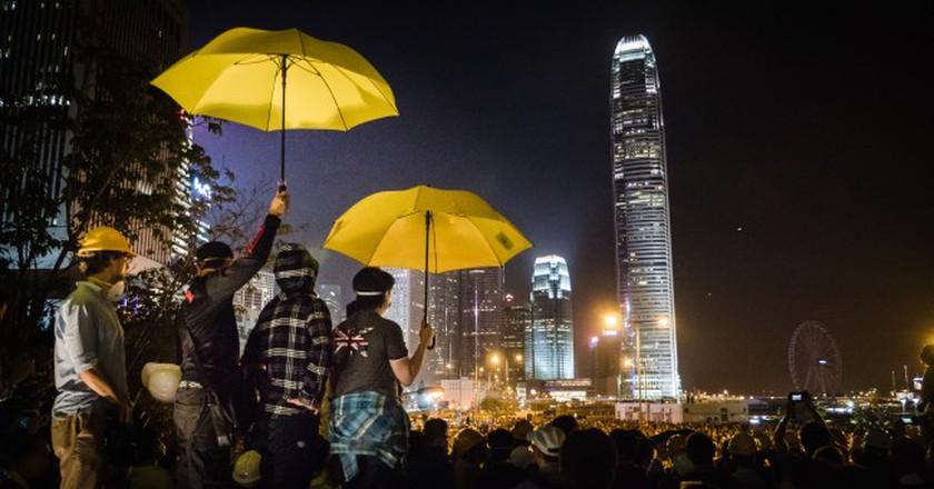 Hong Kong's Umbrella Movement | Studio Incendo/Flickr