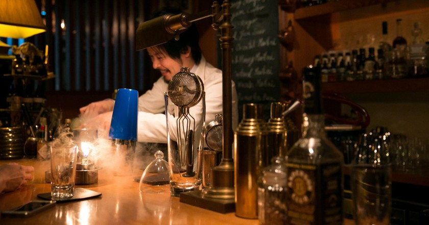 code name MIXOLOGY Tokyo | © City Foodsters