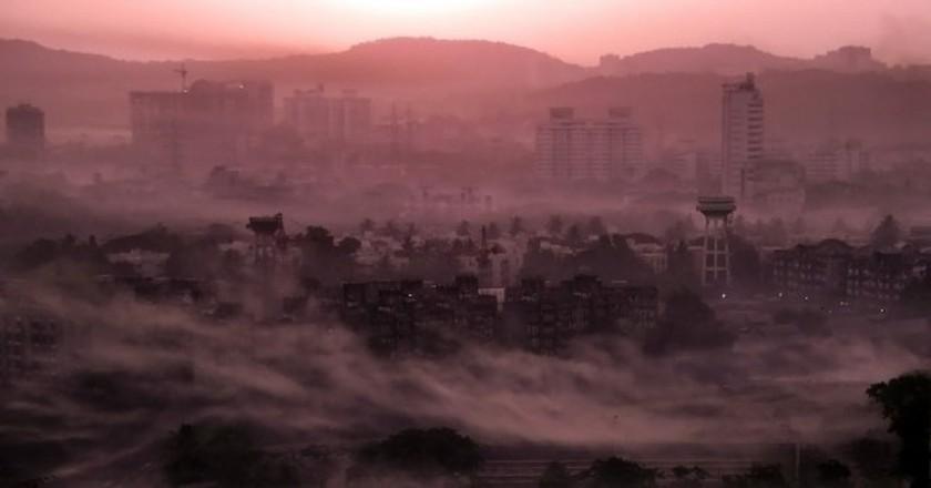 Mumbai at dawn | © Tawheed Manzoor/Flickr