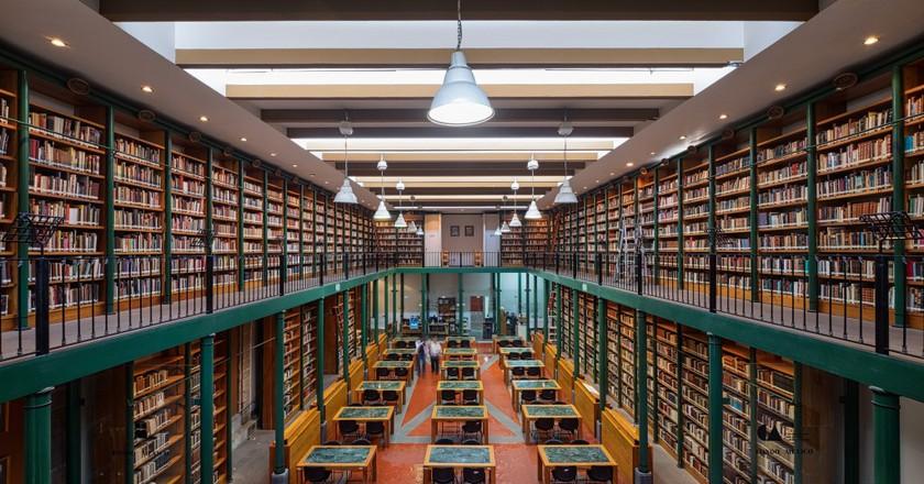 Biblioteca de México | © Timothy Neeson/Flickr