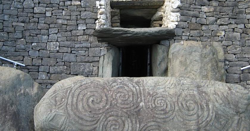 Newgrange | © Bea y Fredi/Flickr