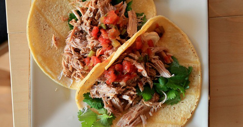 Tacos | © Mike McCune, Wikipedia Commons