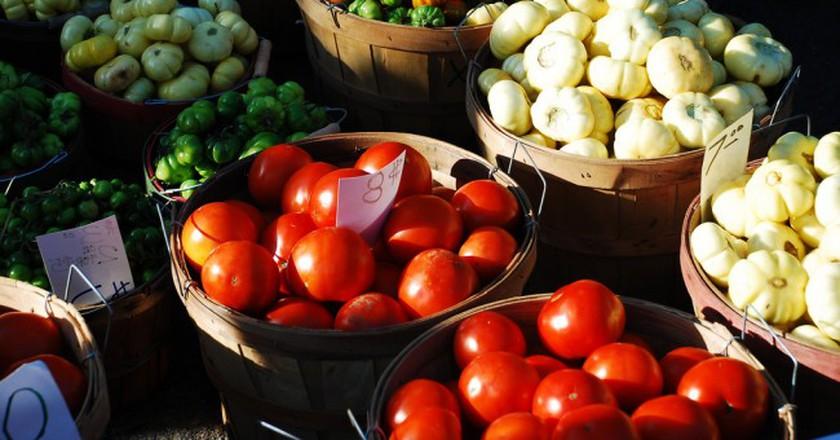 Farmers market   © Cultivate LA-Landscape Architect/Flickr