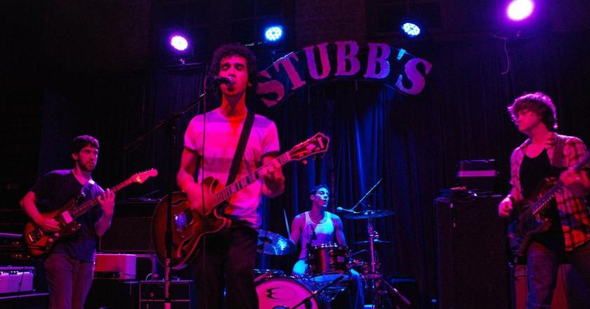 Stubb's Live Show © Aime Elise/Flickr