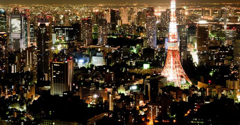 Tokyo panorama as seen from Roppongi Hills   © Gusjer/Flickr