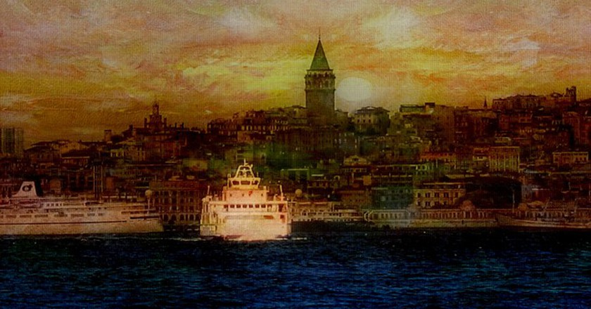 Istanbul  | © Игорь М/Flickr