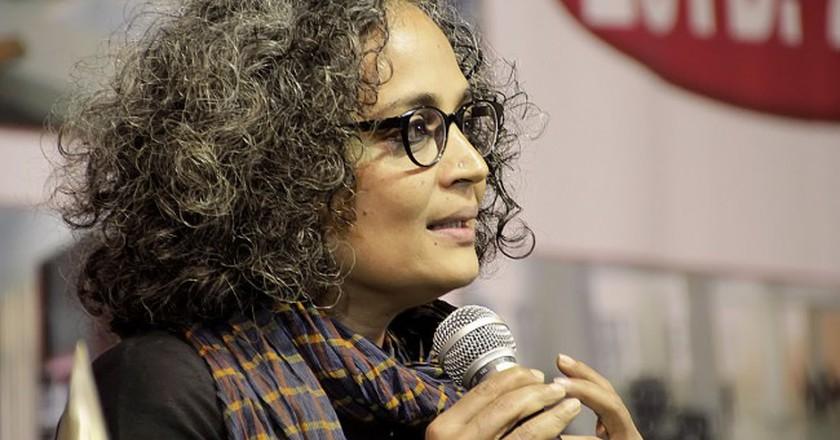 Arundhati Roy ©Vikramjit Kakati/WikiCommons