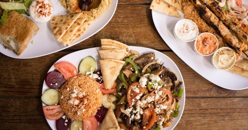 Authentic Greek Food/ ©Pixabay