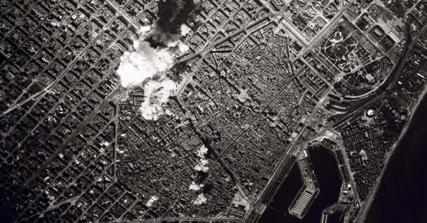 A Look At George Orwell's Barcelona