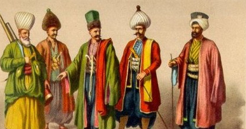 A history of fashion in the ottoman empire - What is an ottoman ...