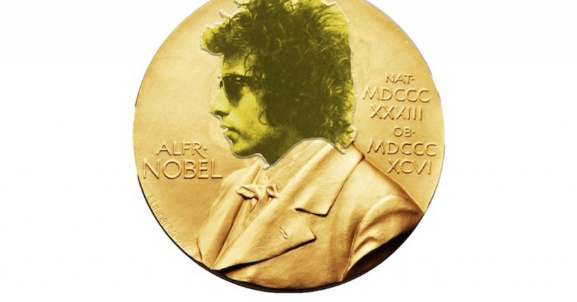 Bob Dylan Has Claimed His Nobel Prize, a Mere Six Months After It Was Awarded to Him