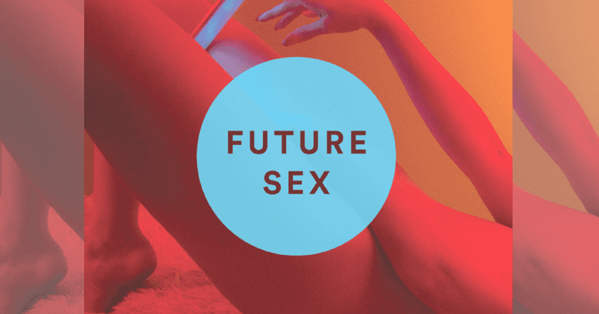 Cover of 'Future Sex', by Emily Witt | Courtesy of Farrar, Straus & Giroux