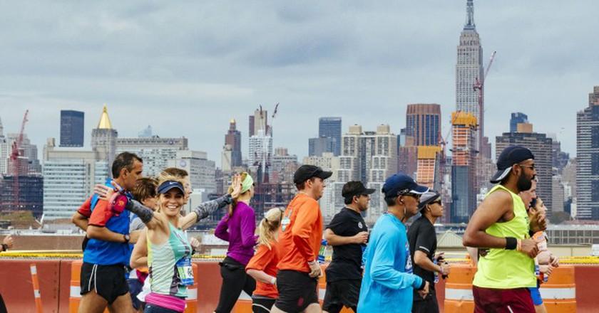 The New York City Marathon. | Courtesy of NYRR.