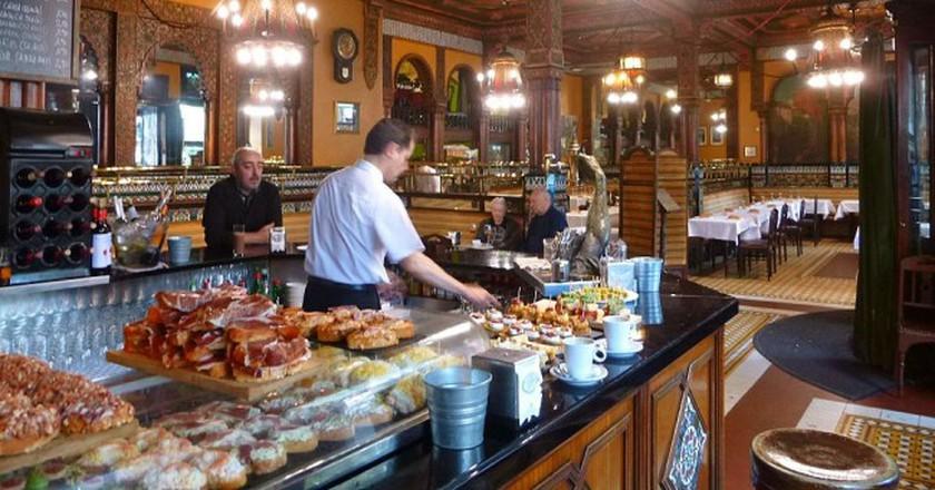 Restaurant in Bilbao | © Zarateman/Wikimedia Commons