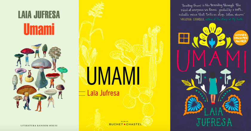 Covers courtesy of Literatura Random House, Buchet Chastel, and Oneworld Publications