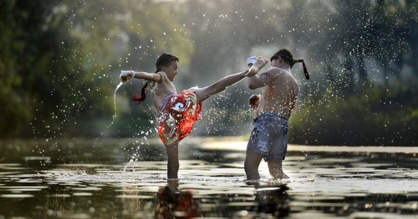 Muay Thai Camp ©siribao / Shutterstock