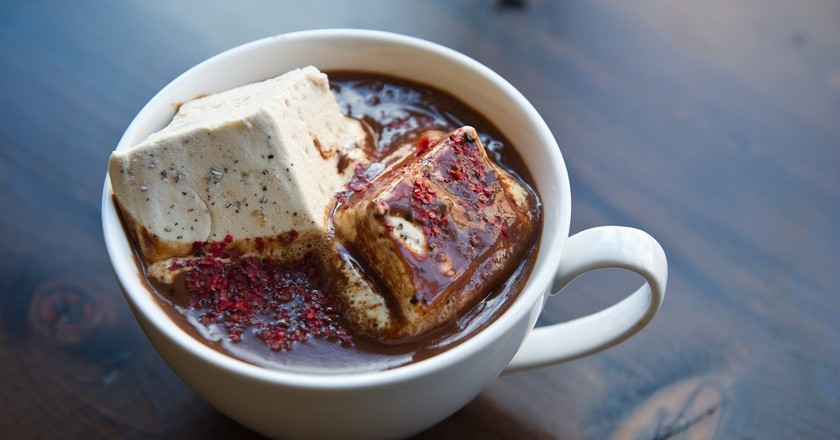 The Top 10 Places For Hot Chocolate In Chicago, Illinois