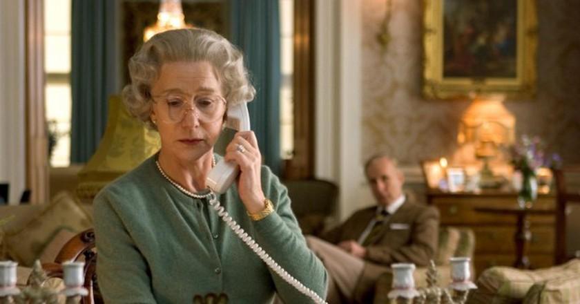 Helen Mirren in 'The Queen'   © Pathé Pictures