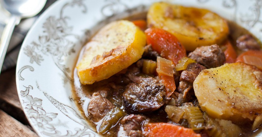 A Brief History Of Traditional Irish Stew
