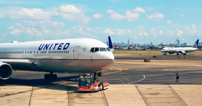 United Airlines | © Tim Gouw/Unsplash