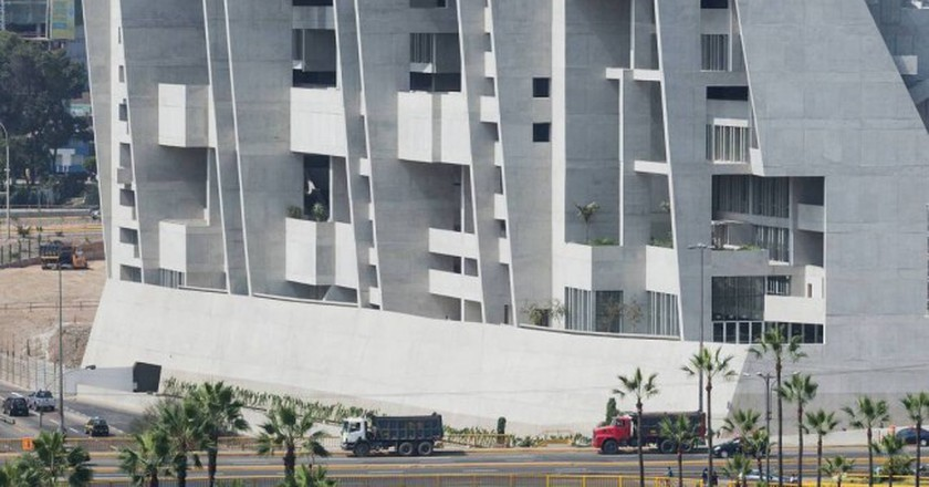 The World's Best Building Is Now This Amazing Uni In Peru