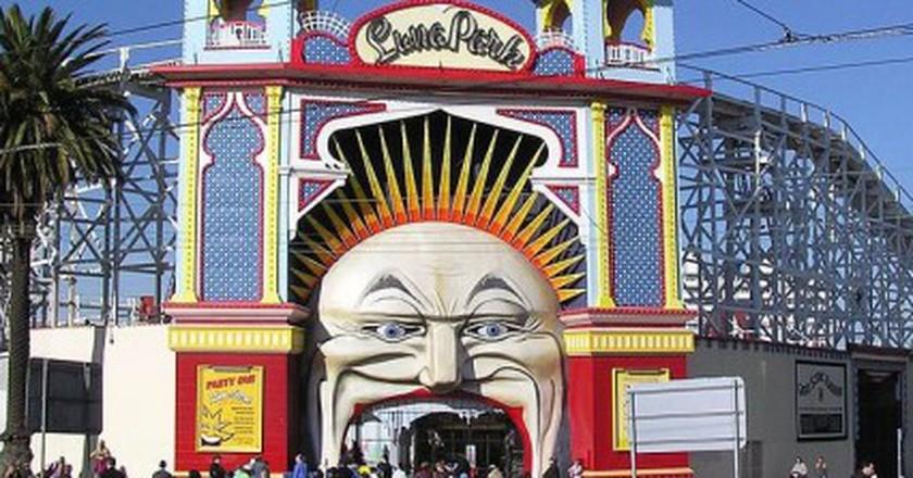 Luna Park | © Donaldytong/WikiCommons