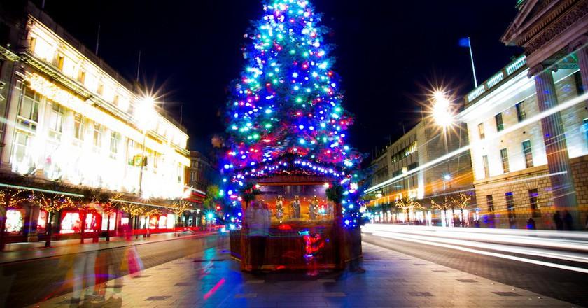 Dublin Christmas Lights | © Sebastian Dooris/Flickr