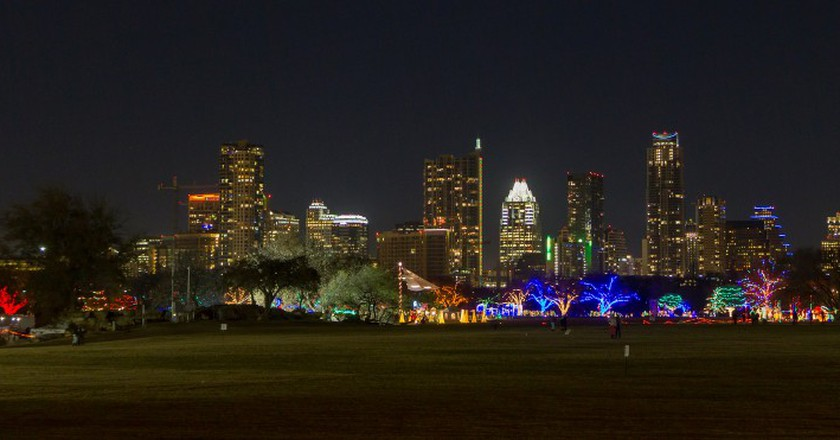 Trail of Lights Austin | © Steve/Flickr