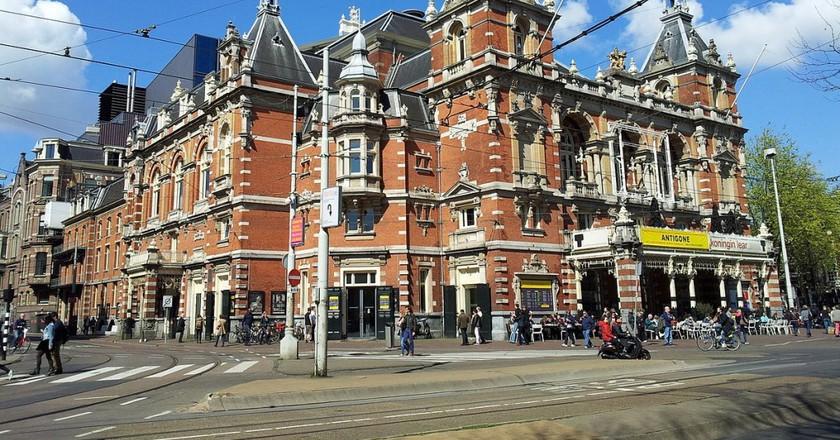 De Stadsschouwburg, Amsterdam   © Kleon3 / WikiCommons