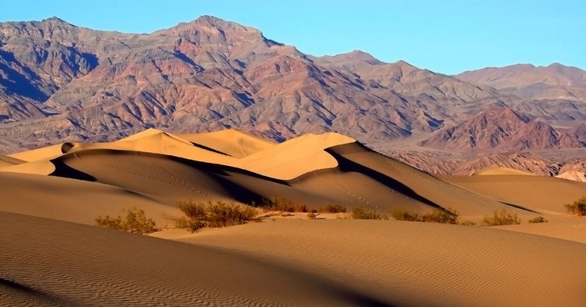 Death Valley © Brocken Inaglory/Wikipedia