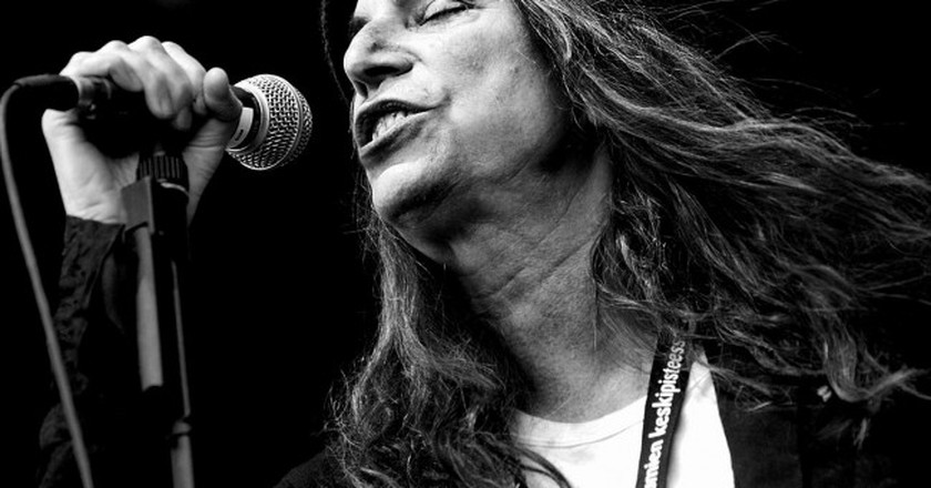Patti Smith © Beni Köhler/Wikipedia
